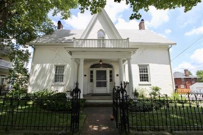 Hillsboro Single Family Home For Sale: 160 E Main Street
