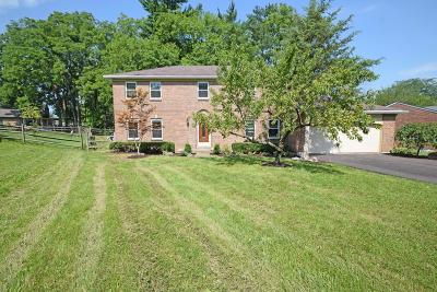 Warren County Single Family Home For Sale: 8509 Pond Ridge Drive