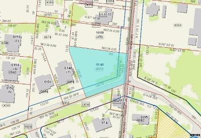 Delhi Twp Residential Lots & Land For Sale: 6146 Rapid Run Road