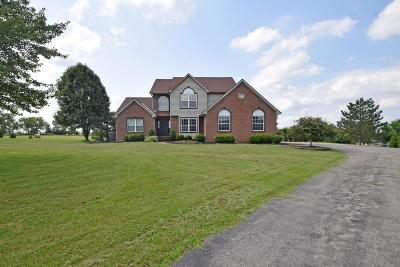 Butler County Single Family Home For Sale: 1743 Scott Road