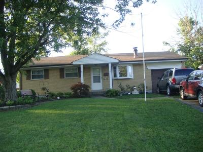 Colerain Twp OH Single Family Home For Sale: $140,000
