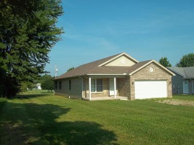 Preble County Single Family Home For Sale: 577 Skodborg Drive