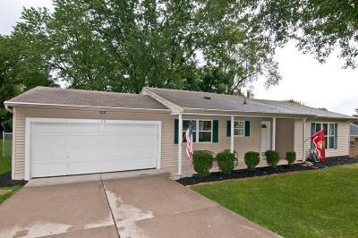 Single Family Home For Sale: 632 Lebanon Street