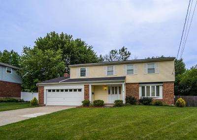 Single Family Home For Sale: 786 Clearfield Lane