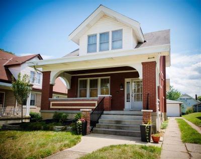 Hamilton County Single Family Home For Sale: 3609 Darwin Avenue
