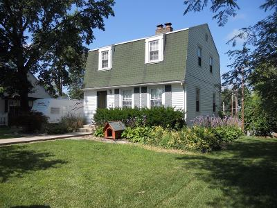 Preble County Single Family Home For Sale: 105 South Court