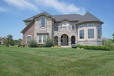 Warren County Single Family Home For Sale: 3807 Winning Stakes Way