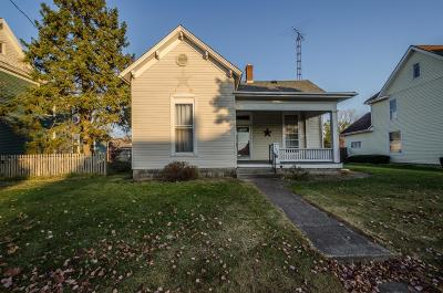 Preble County Single Family Home For Sale: 706 North Barron Street