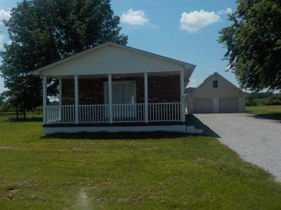 Clark Twp OH Single Family Home Sale Pending: $62,500
