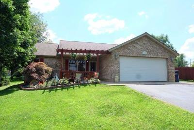 Preble County Single Family Home For Sale: 30 Iceland Drive