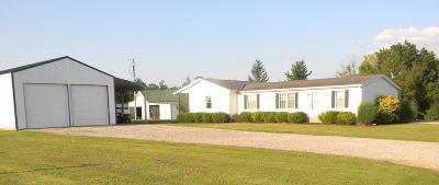 Brown County Farm For Sale: 9026 McNoun Road