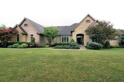 Butler County Single Family Home For Sale: 4120 Brown Farm Drive