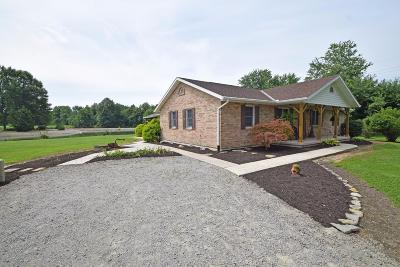 Clermont County Single Family Home For Sale: 1610 Swope Road