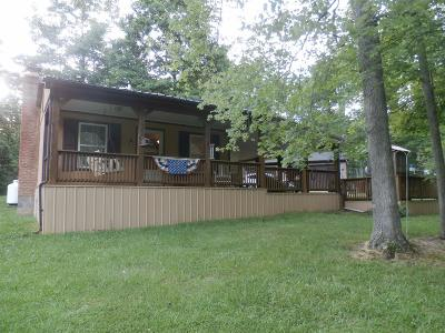 Brushcreek Twp OH Single Family Home For Sale: $79,900