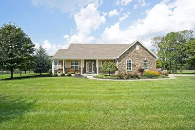 Warren County Single Family Home For Sale: 2466 Keever Road