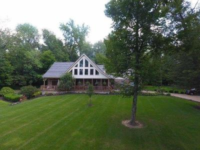 Highland County Single Family Home For Sale: 5640 St Rt 138