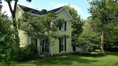 Single Family Home For Sale: 16 West Elm Street