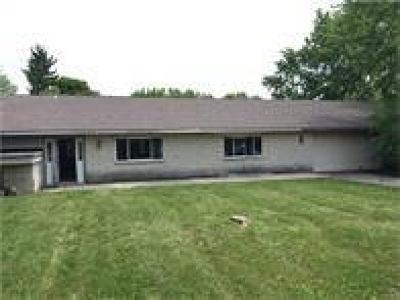 Preble County Single Family Home For Sale: 76 Thor Drive