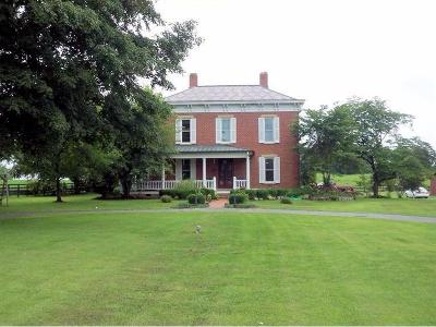 Highland County Farm For Sale: 9369 East Us Rt 50