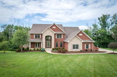 Warren County Single Family Home For Sale: 6380 Trillium Drive