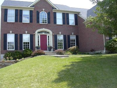 Clermont County Single Family Home For Sale: 5222 Terrace Trace Court