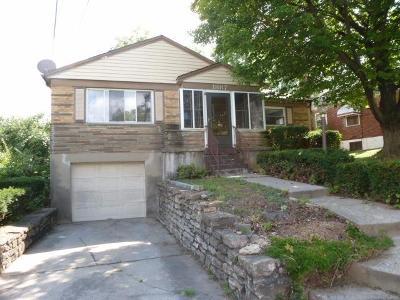 Hamilton County Single Family Home For Sale: 1887 Sunnybrook Drive