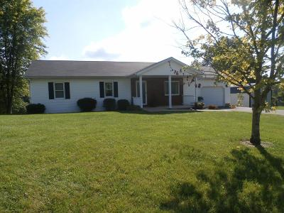 Meigs Twp OH Single Family Home For Sale: $112,500