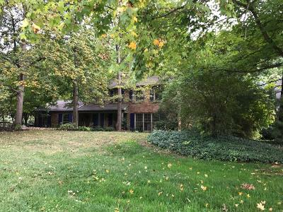 Hamilton County Single Family Home For Sale: 6017 Ropes Drive