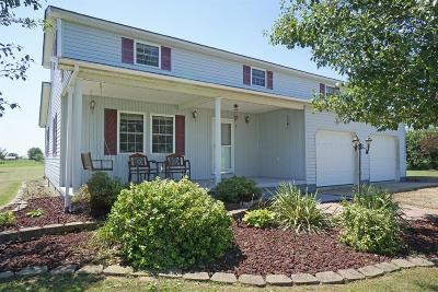 Adams County, Brown County, Clinton County, Highland County Single Family Home For Sale: 10124 Horseshoe Road