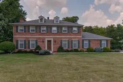 Hamilton County Single Family Home For Sale: 10415 Stone Court