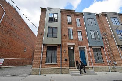 Hamilton County Single Family Home For Sale: 1325 Republic Street #A