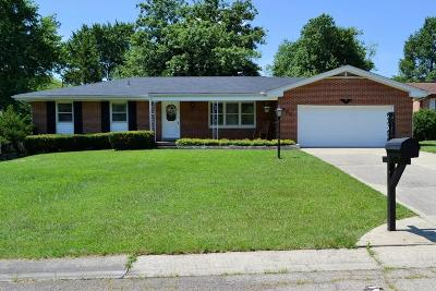 Single Family Home For Sale: 761 Wicklow Lane
