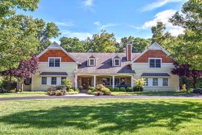 Hamilton County Single Family Home For Sale: 8075 South Clippinger Drive