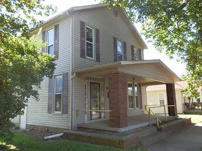 Preble County Single Family Home For Sale: 180 South Liberty Street