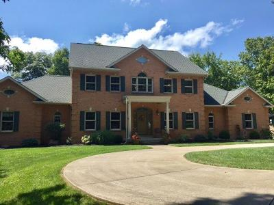Butler County Single Family Home For Sale: 5839 West Elkton Road