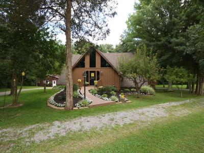 Warren County Single Family Home For Sale: 6511 Olive Branch Road