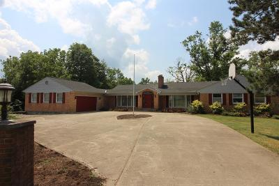 Preble County Single Family Home For Sale: 9153 Preble County Line Road