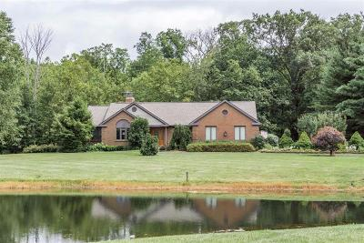 Warren County Single Family Home For Sale: 4870 Cox Smith Road