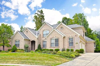 Warren County Single Family Home For Sale: 6936 Allegany Trail