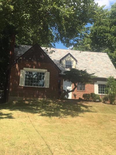 Hamilton County Single Family Home For Sale: 3616 Dickens Avenue