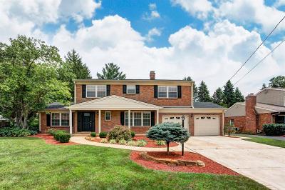 Hamilton County Single Family Home For Sale: 8834 Morganraiders Lane