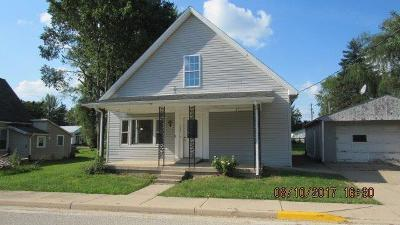 Preble County Single Family Home For Sale: 202 County Line Street