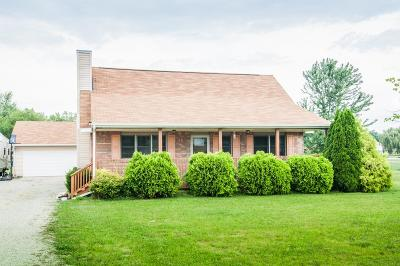 Preble County Single Family Home For Sale: 195 Norseman Drive