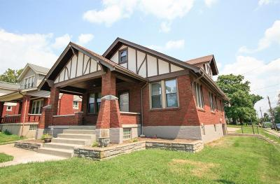 Hamilton County Single Family Home For Sale: 3952 North Bend Road