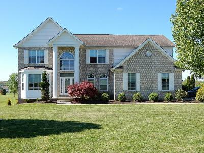 Warren County Single Family Home For Sale: 1319 Albreton Place