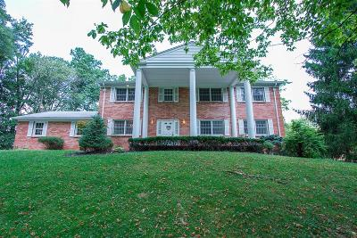 Hamilton County Single Family Home For Sale: 6210 Werk Road