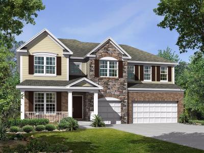 Hamilton County Single Family Home For Sale: 5030 Greenshire Drive #95