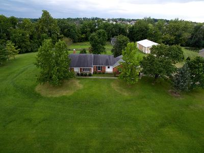 Butler County Single Family Home For Sale: 6751 Kyles Station Road