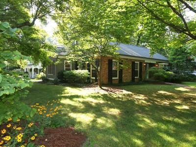 Hamilton County Single Family Home For Sale: 601 Yale Avenue