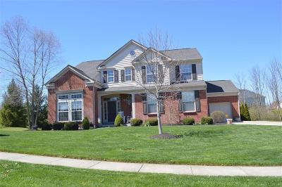 Warren County Single Family Home For Sale: 1267 Fox Hollow Drive